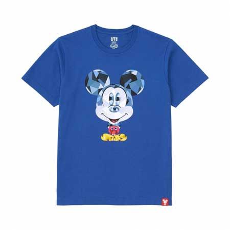 MAGIC FOR ALL: Uniqlo reinterpreta un classico Disney