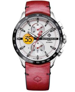 Baume & Mercier and Indian Motorcycle celebrate speed at EICMA