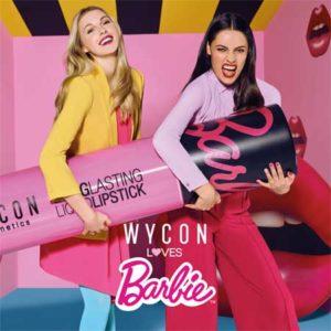 Wycon Loves Barbie: 30 sfumature di rosa