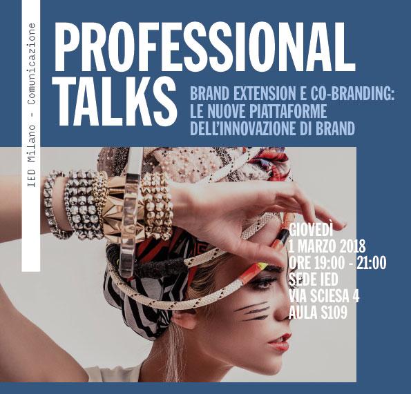 Brand Extension e Co-branding: le nuove piattaforme dell'innovazione di brand