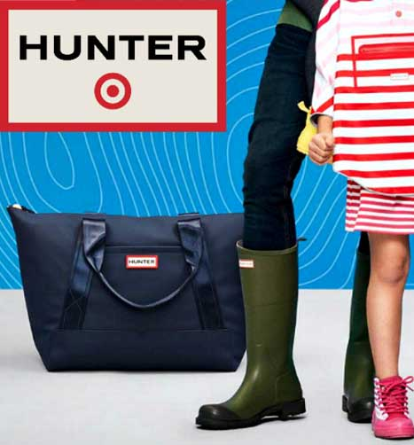 Hunter Target: limited edition di massa