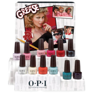 OPI celebrates Grease 40th anniversary
