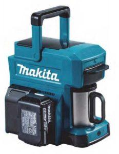 Makita, brand extension dal trapano al caffè