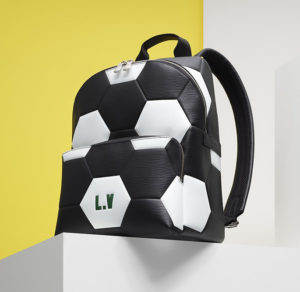 Louis Vuitton will launch a FIFA World Cup inspired capsule