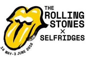 No Filter: Selfridge's celebra il tour degli Stones