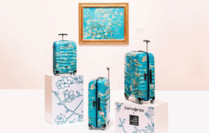 Samsonite X Van Gogh Museum Limited Edition
