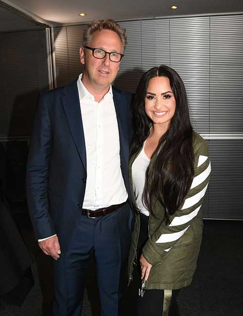 Demi Lovato lancia una sua linea con Deichmann