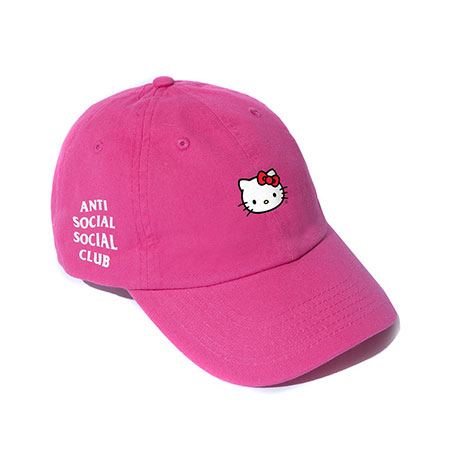 Hello Kitty: una collab con Anti Social Social Club