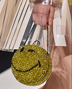Anteprima: pop wirebag with Smiley