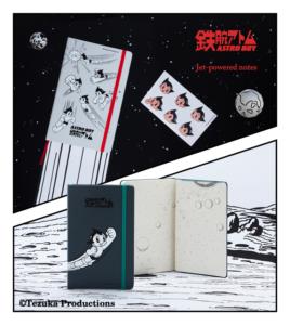 Moleskine celebra Astro Boy con una doppia edizione limitata