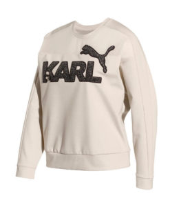 Karl Lagerfeld con PUMA