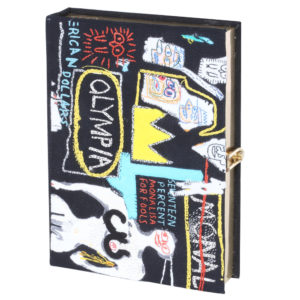 Olympia Le-Tan dedica una capsule a Jean-Michel Basquiat