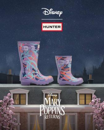 Mary Poppins x Hunter