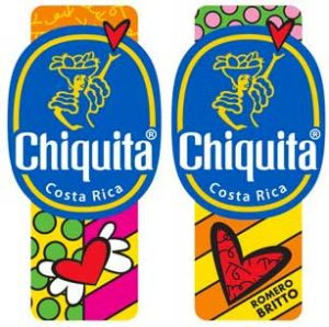 Chiquita launches a Romero Britto limited edition