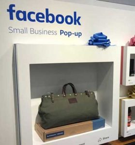Facebook apre shop in shop fisici da Macy's