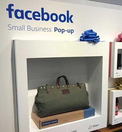 Facebook apre shop in shop fisici da Macy's