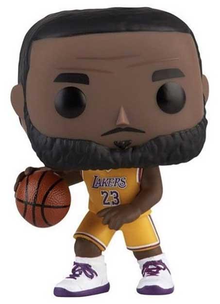 Una serie NBA di Funko Pop! esclusiva da Footlocker