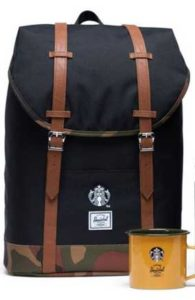 Herschel Supply Co. conquers China through Starbucks