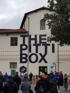 Reportage: Pitti Uomo In the Box
