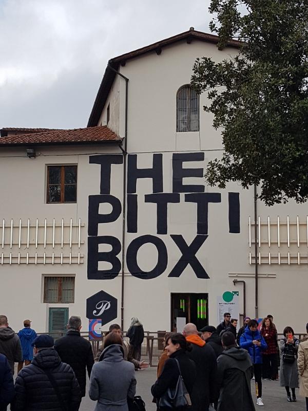 Reportage: Pitti Uomo In the Box