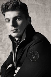 G-Star Raw teamed up with Formula 1 driver Max Verstappen