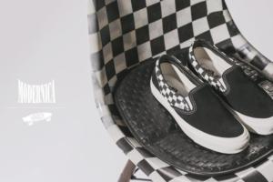 Modernica x Vans: streetwear meets design