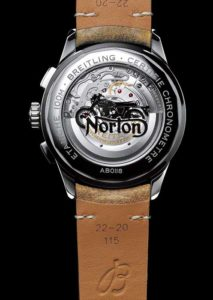 Breitling x Norton: born to be wild