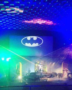 Batman festeggia 80 anni al Salone del Design
