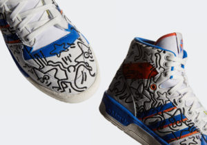 adidas launches a Pride capsule collection with Keith Haring