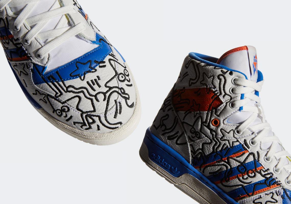 adidas festeggia il Pride con una capsule e una collab con Keith Haring