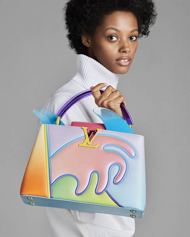 ArtyCapucines: un'altra art collaboration per Louis Vuitton