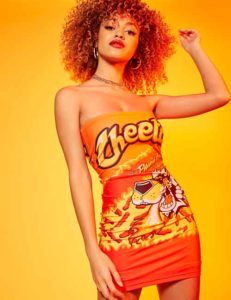 Food e fashion: Forever 21 x Cheetos