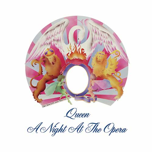 Montegrappa con i Queen in A Night at the Opera
