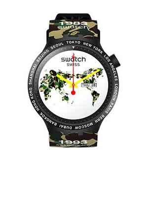 """Swatch x BAPE: quando il mass market diventa """"drop culture"""""""