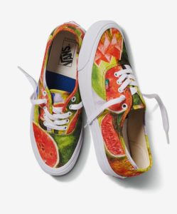 Art collaboration: Vans x Frida Kahlo