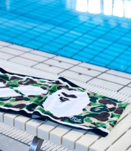 Arena con A Bathing Ape