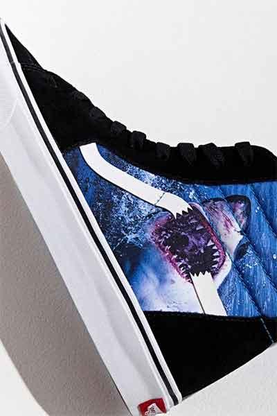 La Shark Week Discovery con Vans