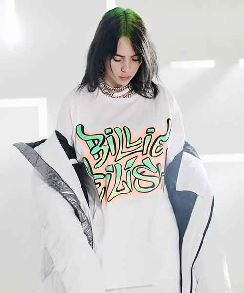 Il perfetto time to market di Billie Eilish x Bershka