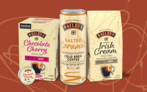 Baileys signs a brand extension with Kraft Heinz