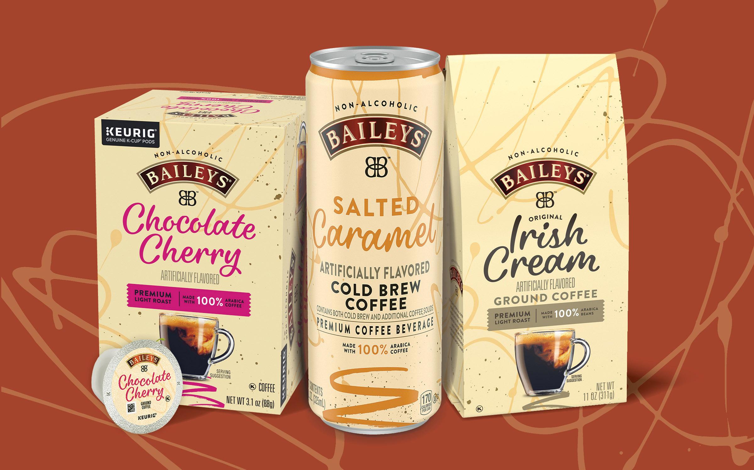 Baileys firma una brand extension con Kraft Heinz