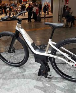 E-Bikes enchant Harley Davidson also