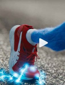 Puma, Sonic's official supplier