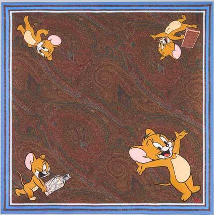 Etro e Tom & Jerry per l'Anno Cinese del Topo