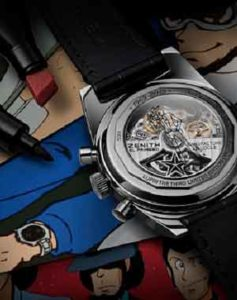 Zenith launches a Lupin the Third limited edition featuring Jigen