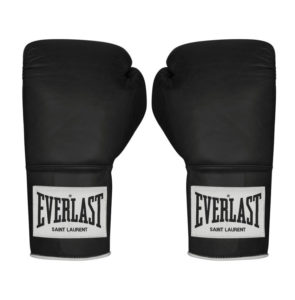 Saint Laurent x Everlast:  una capsule da K.O.