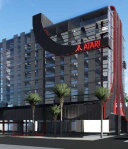 Atari Hotels to launch in spring 2020