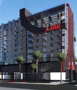 Arrivano gli Atari Hotel