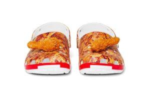 Crocs x KFC: an artsy collaboration?