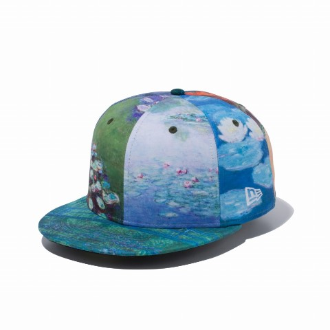New Era X Monet e Van Gogh: streetwear postimpressionista
