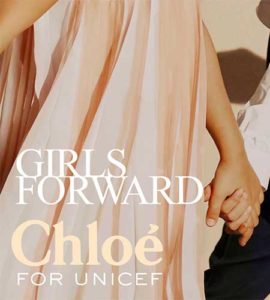 Chloé and UNICEF together for girls' empowerment